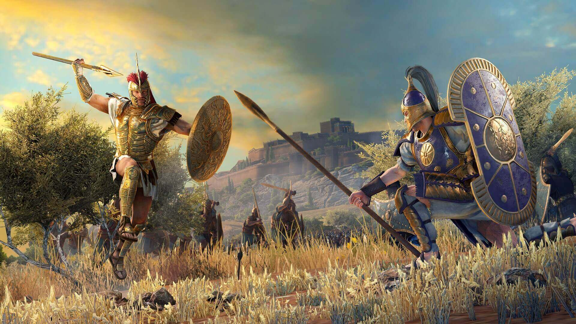 A Total War Saga Troy gratis para PC