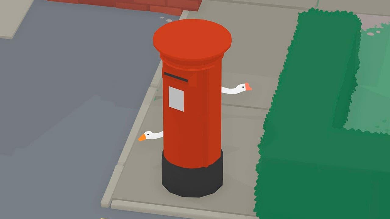 El modo cooperativo llegará a Untitled Goose Game en una actualización gratuita