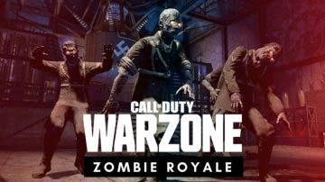 modo Zombie Royale a Call of Duty Warzone