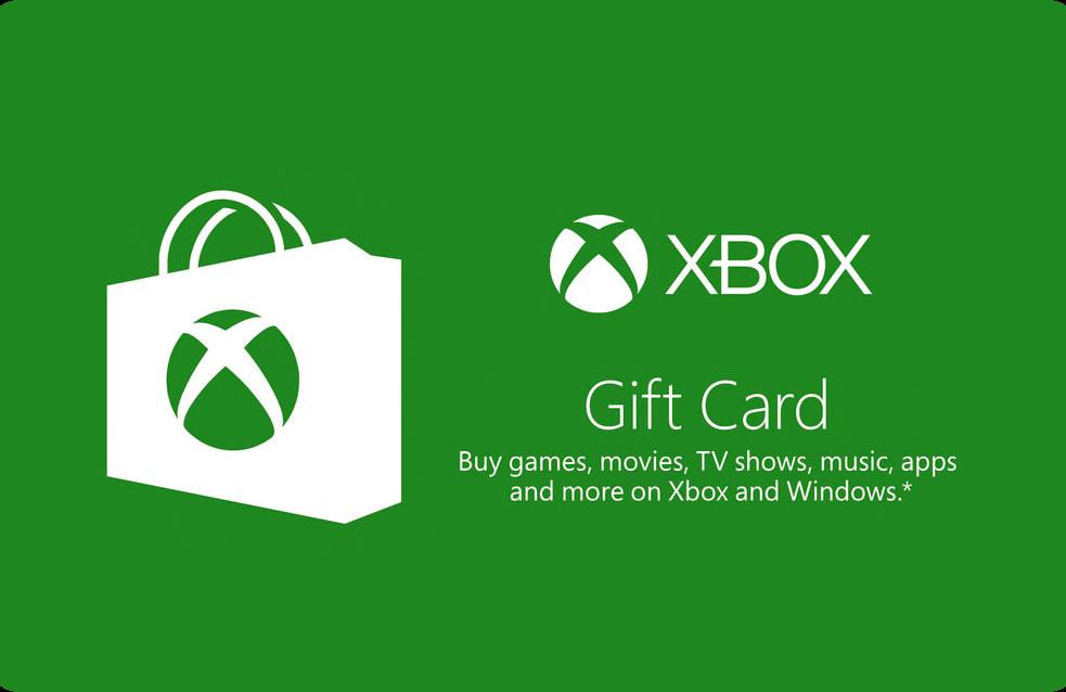 Xbox está obsequiando tarjetas de regalo