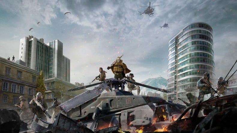 Consigue la skin Iron Curtain gratis para Call of Duty Warzone