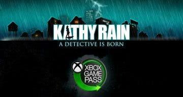 Kathy Rain llega por sorpresa a Xbox Game Pass PC