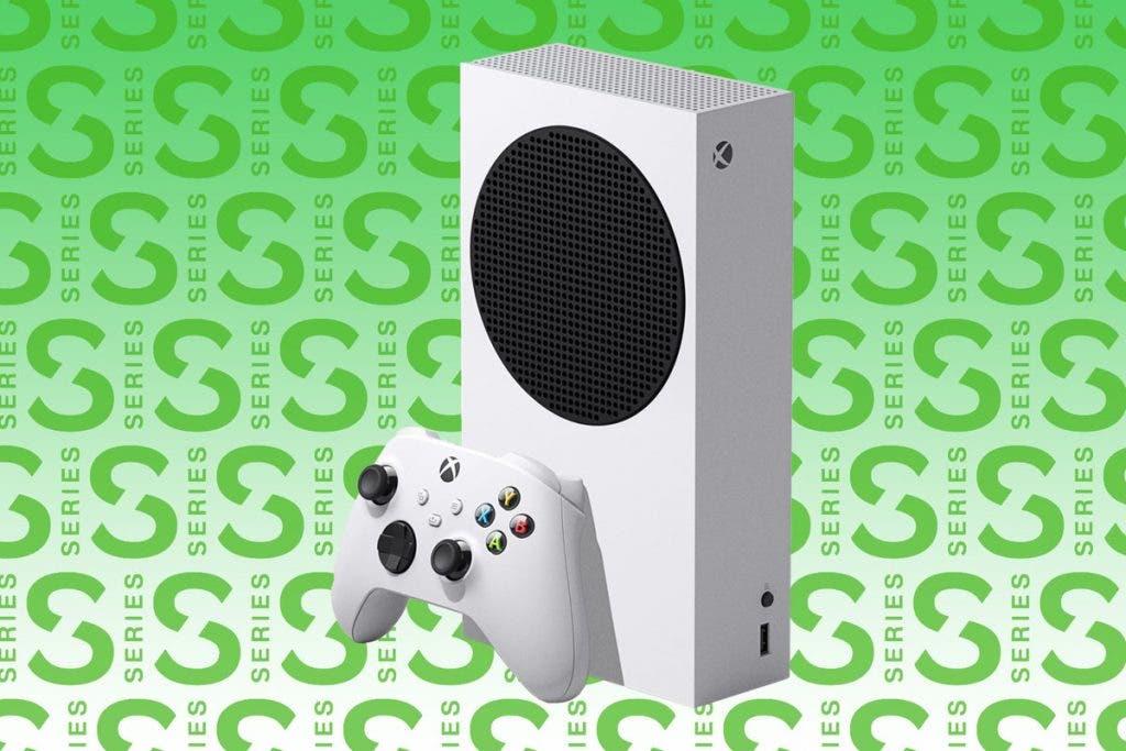 Disponible stock de Xbox Series S en Amazon