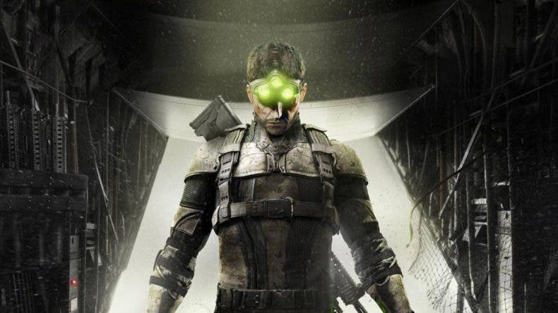 Ubisoft registra la marca Splinter Cell