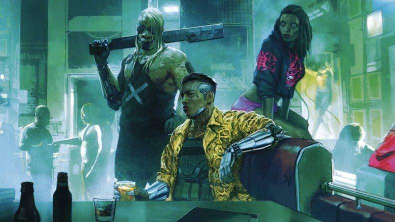 pandillas de Cyberpunk 2077