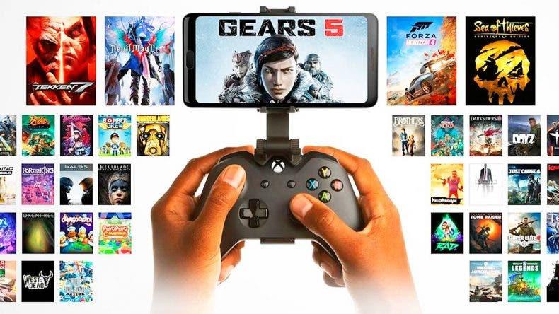 Microsoft anuncia más de 150 juegos de lanzamiento para xCloud