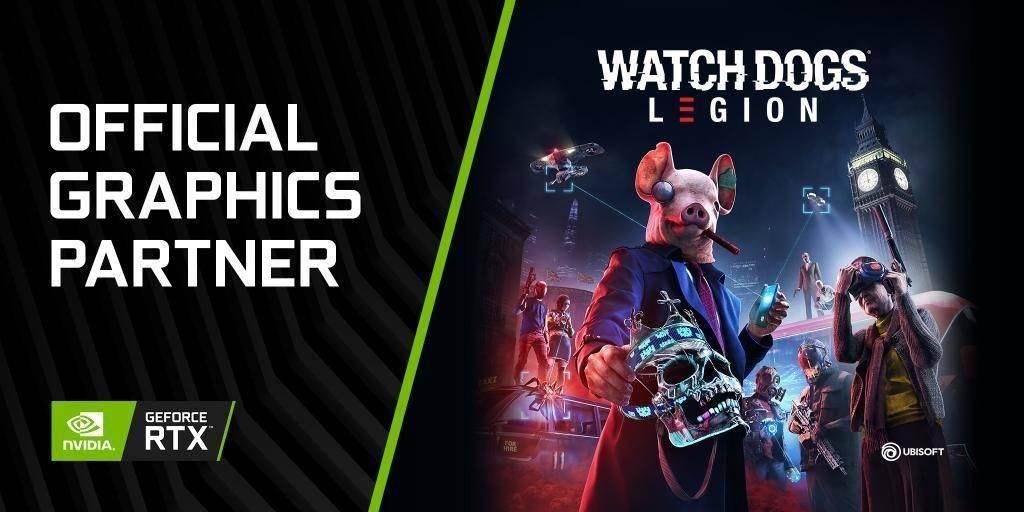 Watch Dogs Legion presume de Ray Tracing