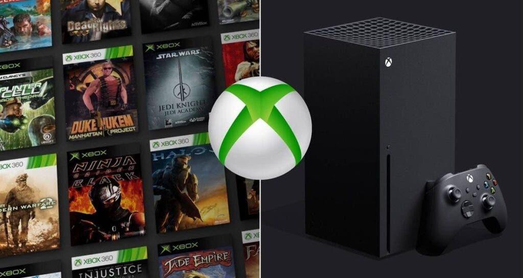 novedades para Xbox Series X