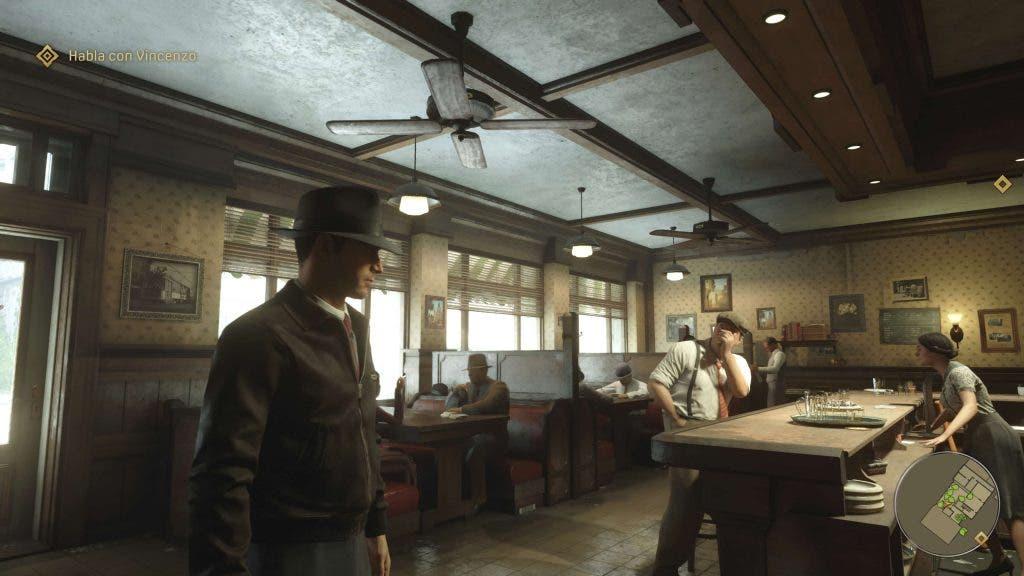 Análisis de Mafia: Edición Definitiva - Xbox One 4