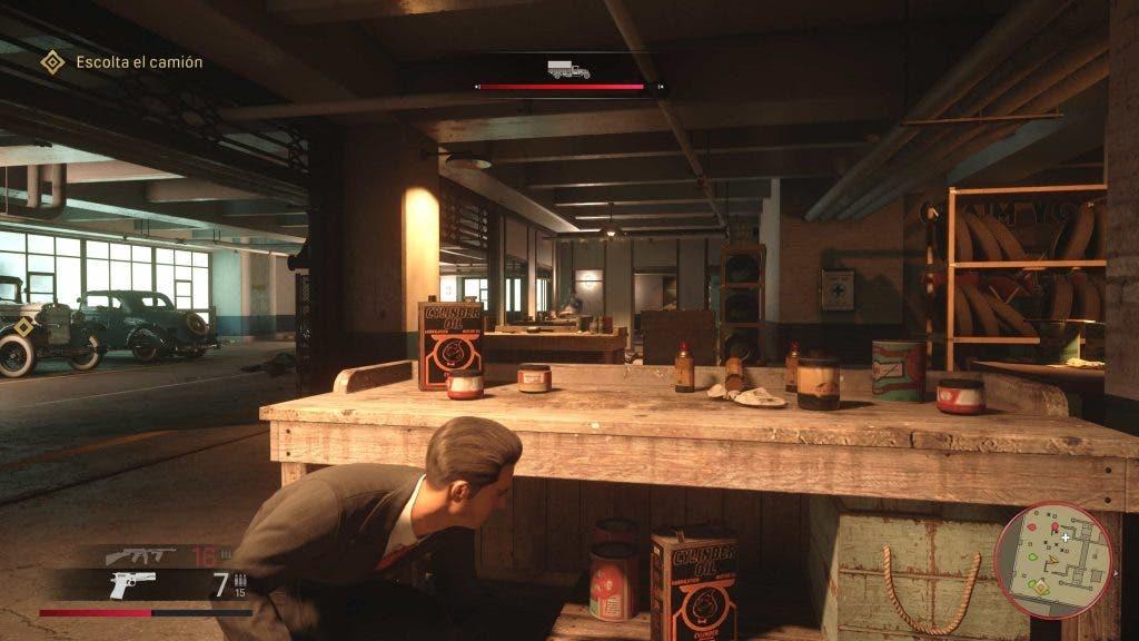 Análisis de Mafia: Edición Definitiva - Xbox One 5