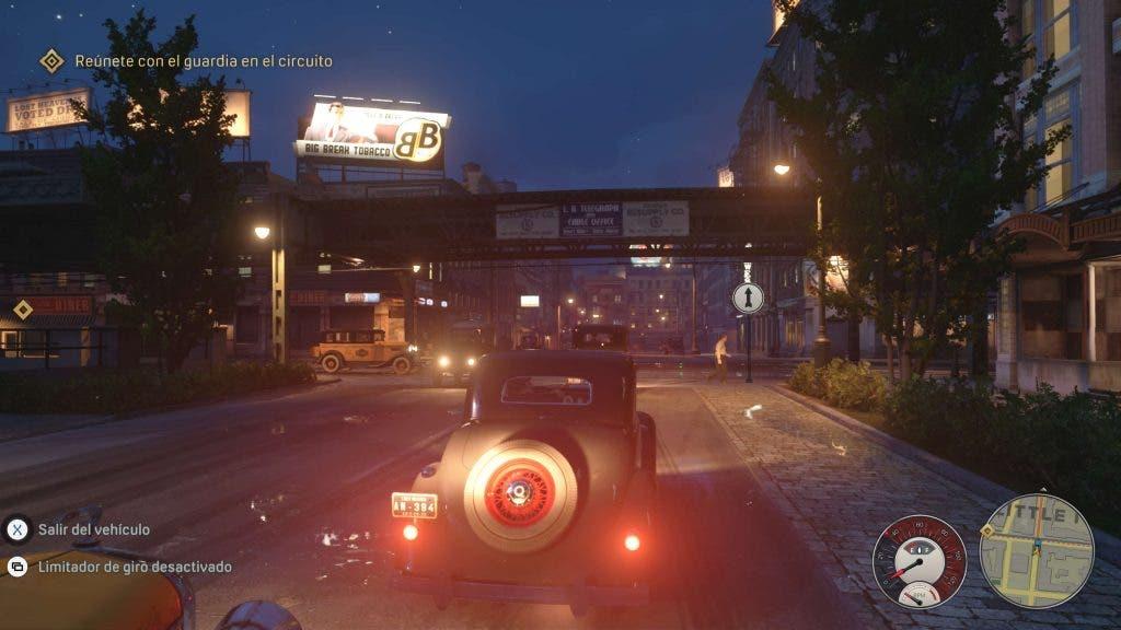 Análisis de Mafia: Edición Definitiva - Xbox One 7