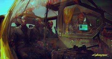 primeros detalles sobre los DLC de Cyberpunk 2077