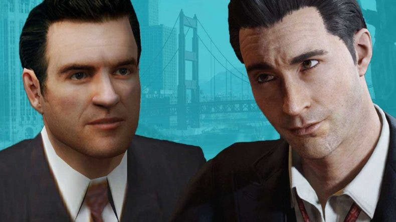 Comparan los gráficos de Mafia Definitive Edition con la entrega original