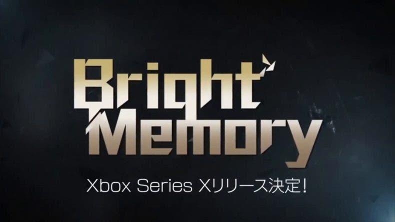 Bright Memory llegará a Xbox Series X