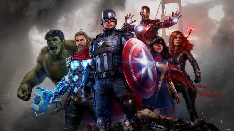 Gran oferta de Marvel's Avengers para Xbox 1