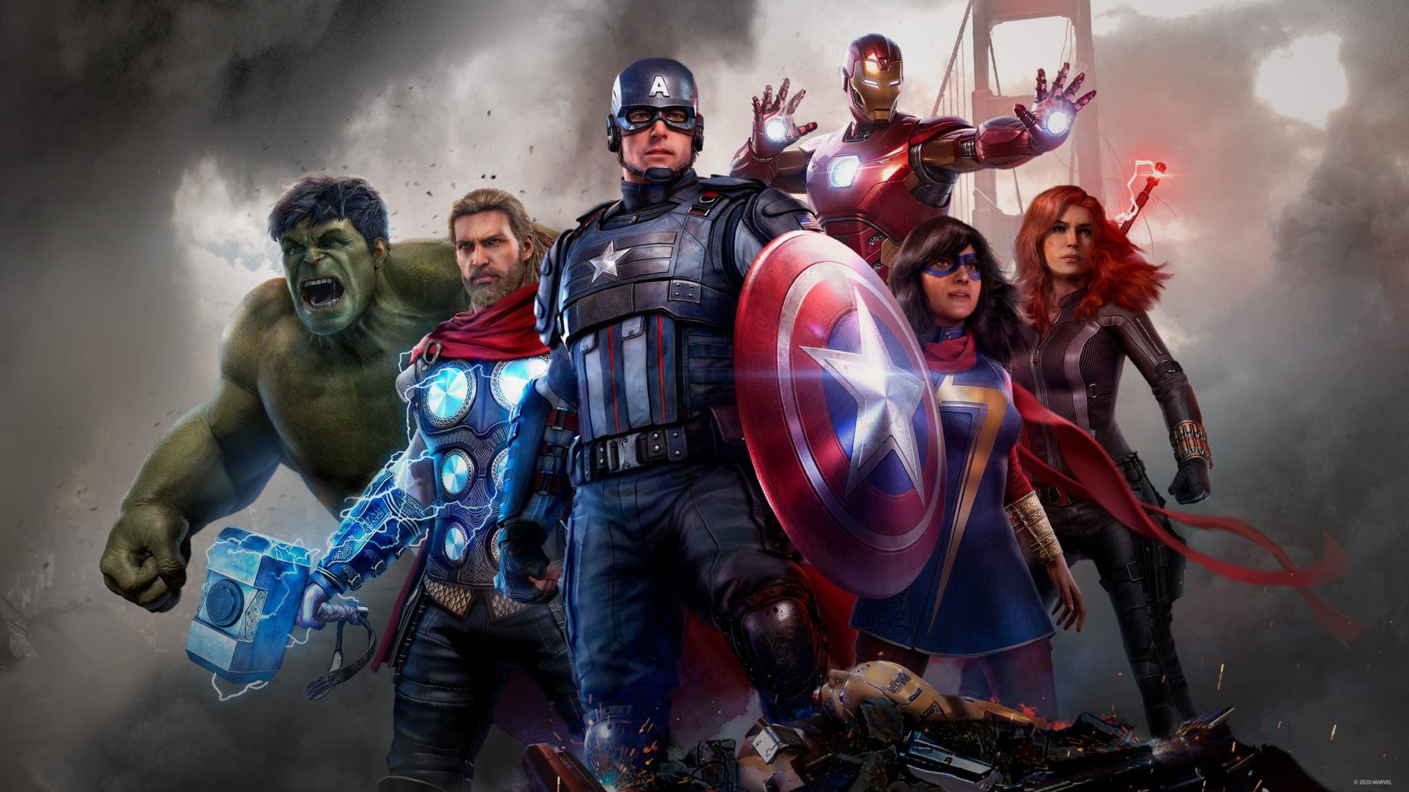 Square Enix quiere transformar Marvel's Avengers introduciendo gran cantidad de contenido 5
