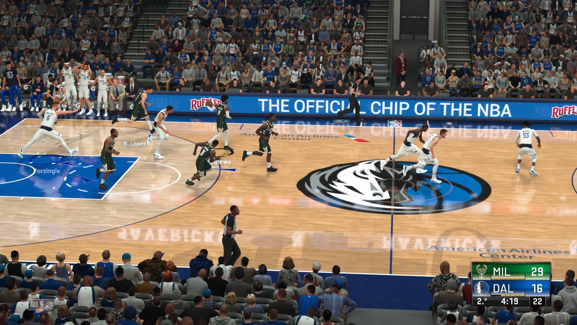 Análisis de NBA 2K21 - Xbox One 8