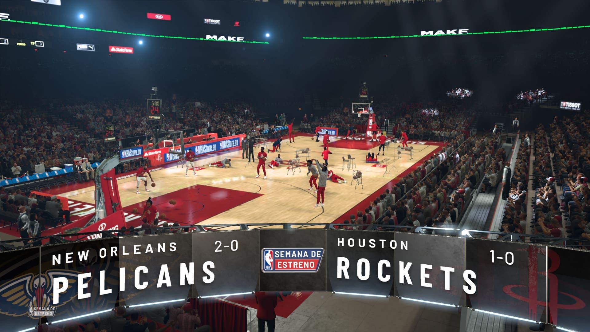 Análisis de NBA 2K21 - Xbox One 1
