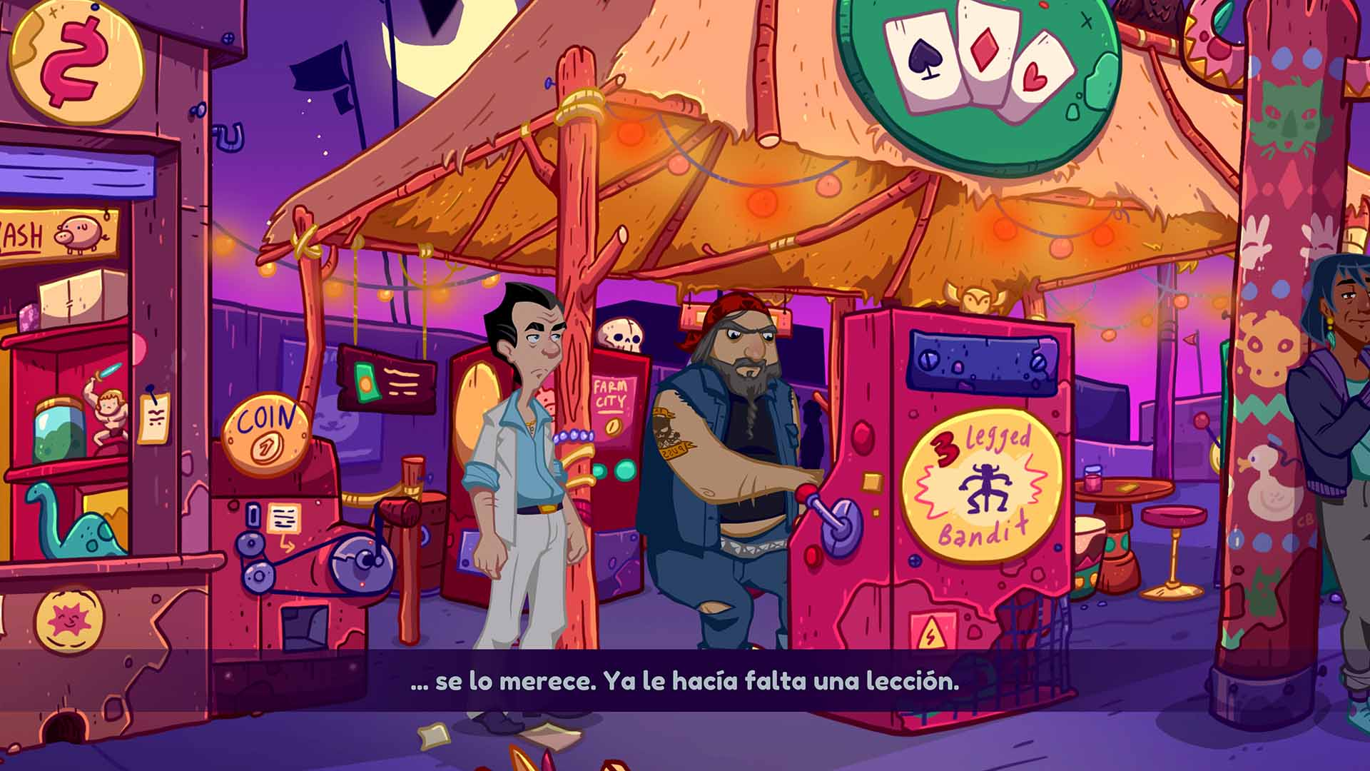 Análisis de Leisure Suit Larry: Wet Dreams don't Dry - Xbox One 3
