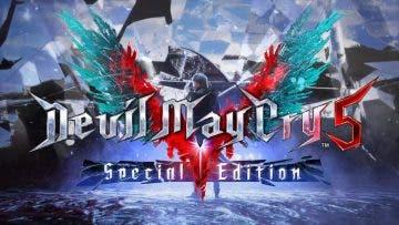 Desvelada la peculiar portada de Devil May Cry 5: Special Edition para Xbox Series X y S 4