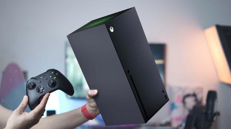 Así de rápido se enciende Xbox Series X