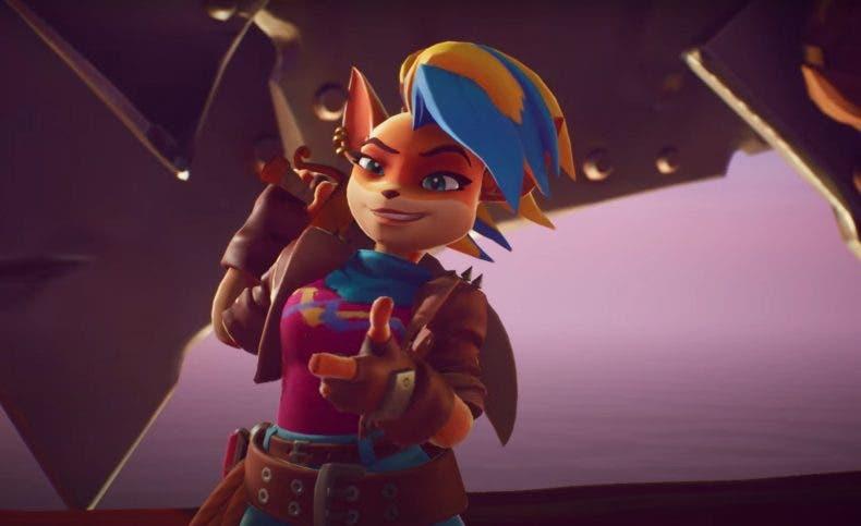 Nuevo gameplay de Crash Bandicoot 4 con Tawna 1