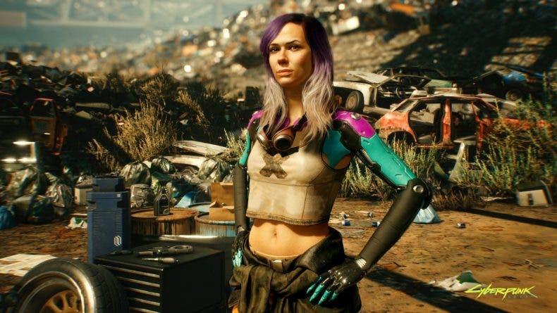 Cyberpunk 2077 contará con otra celebridad de internet 1