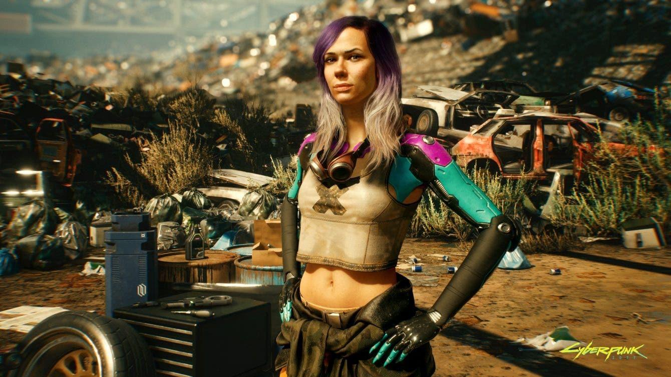 Cyberpunk 2077 contará con otra celebridad de internet 6