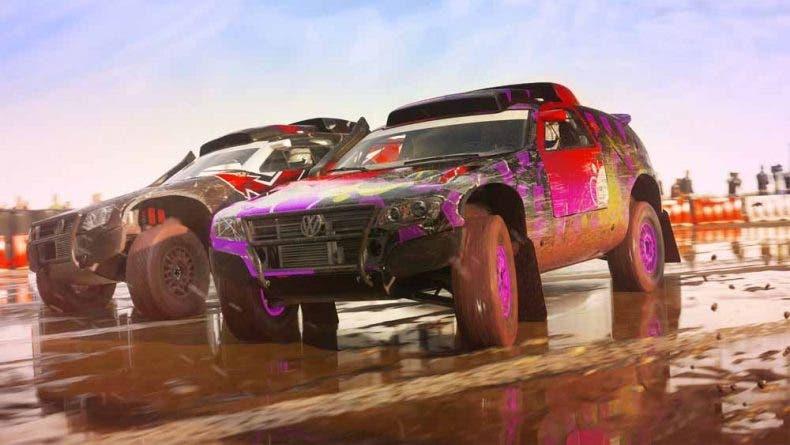 Nuevo gameplay de DIRT 5 expone la opción de clima dinámico 1