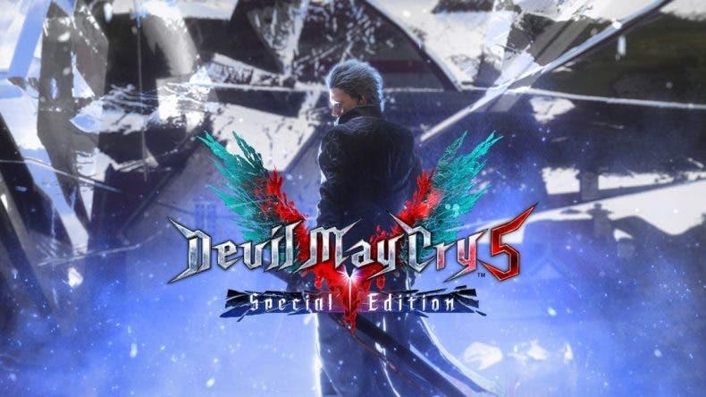 Se confirman el precio de Devil May Cry 5: Special Edition y del DLC de Vergil 1