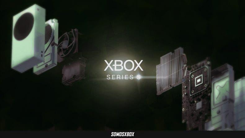 Destripando Xbox Series S - Así son sus componentes 1