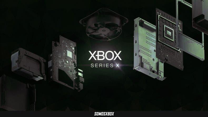 Destripando Xbox Series X - Así son sus componentes 1