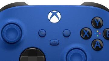 Así luce Shock Blue, el nuevo mando para Xbox Series X y S