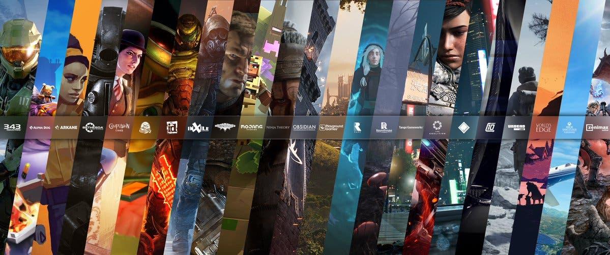 Microsoft considerará comprar más compañías de videojuegos