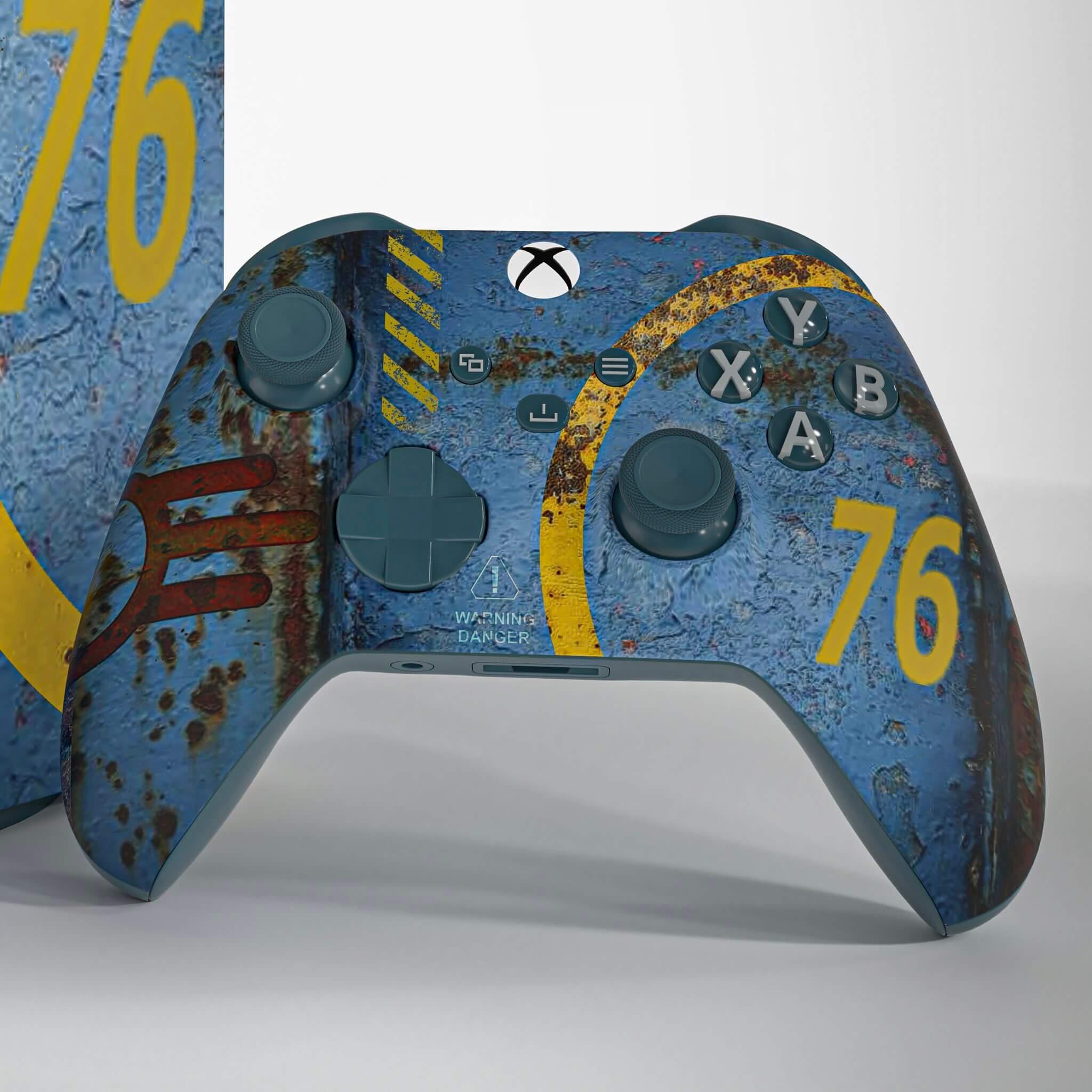 Xbox Series S de Fallout 76