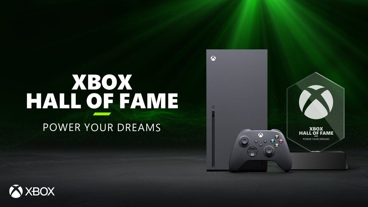 Consigue una Xbox Series X gratis gracias a Xbox Hall of Fame