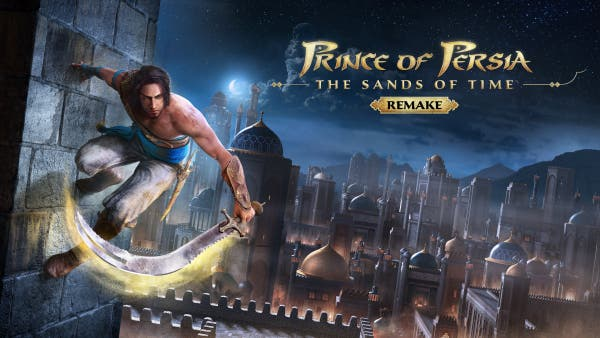 El remake de Prince of Persia: The Sands of Time ya es oficial 1