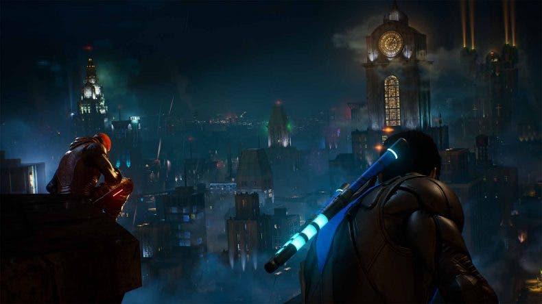 La ciudad de Gotham Knights estará muy viva y contará con cinco barrios 1