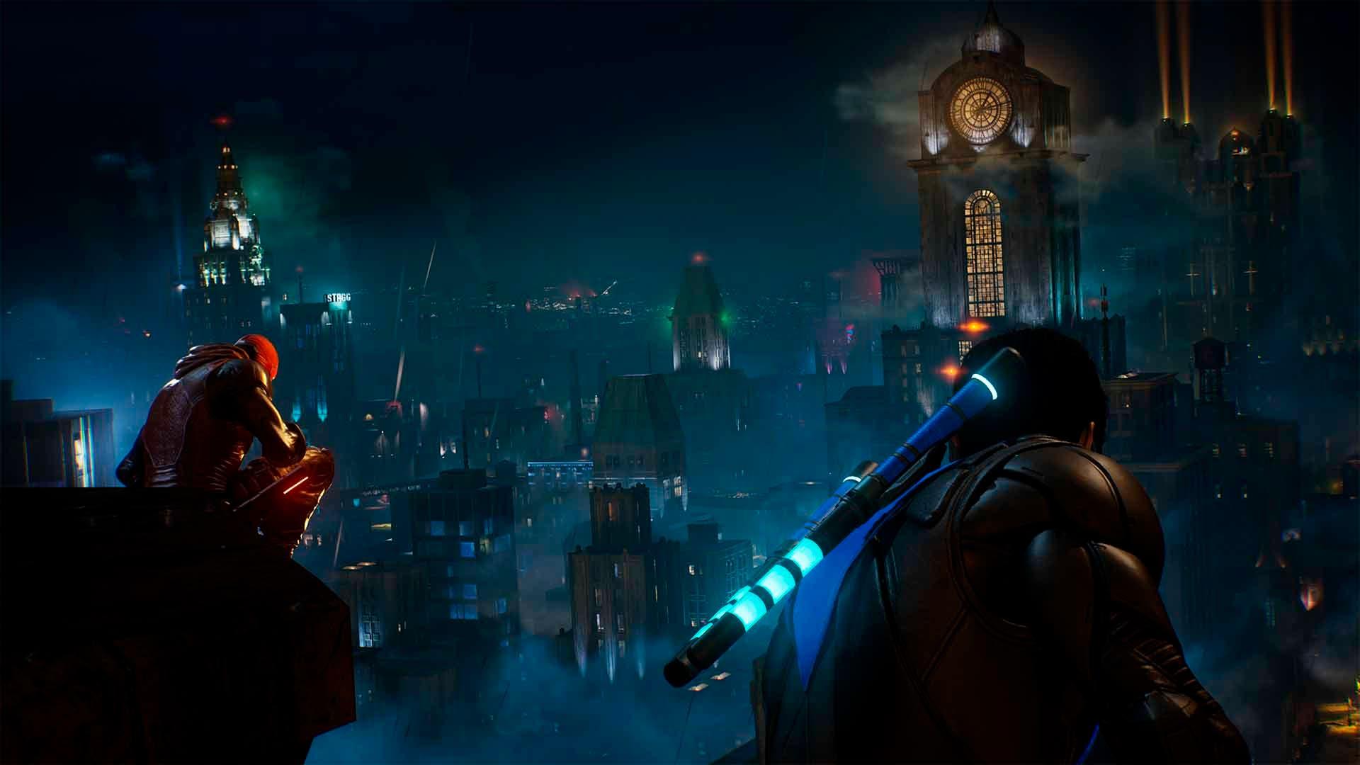 Gotham Knights recibe nueva información sobre la progresión y los combates 3