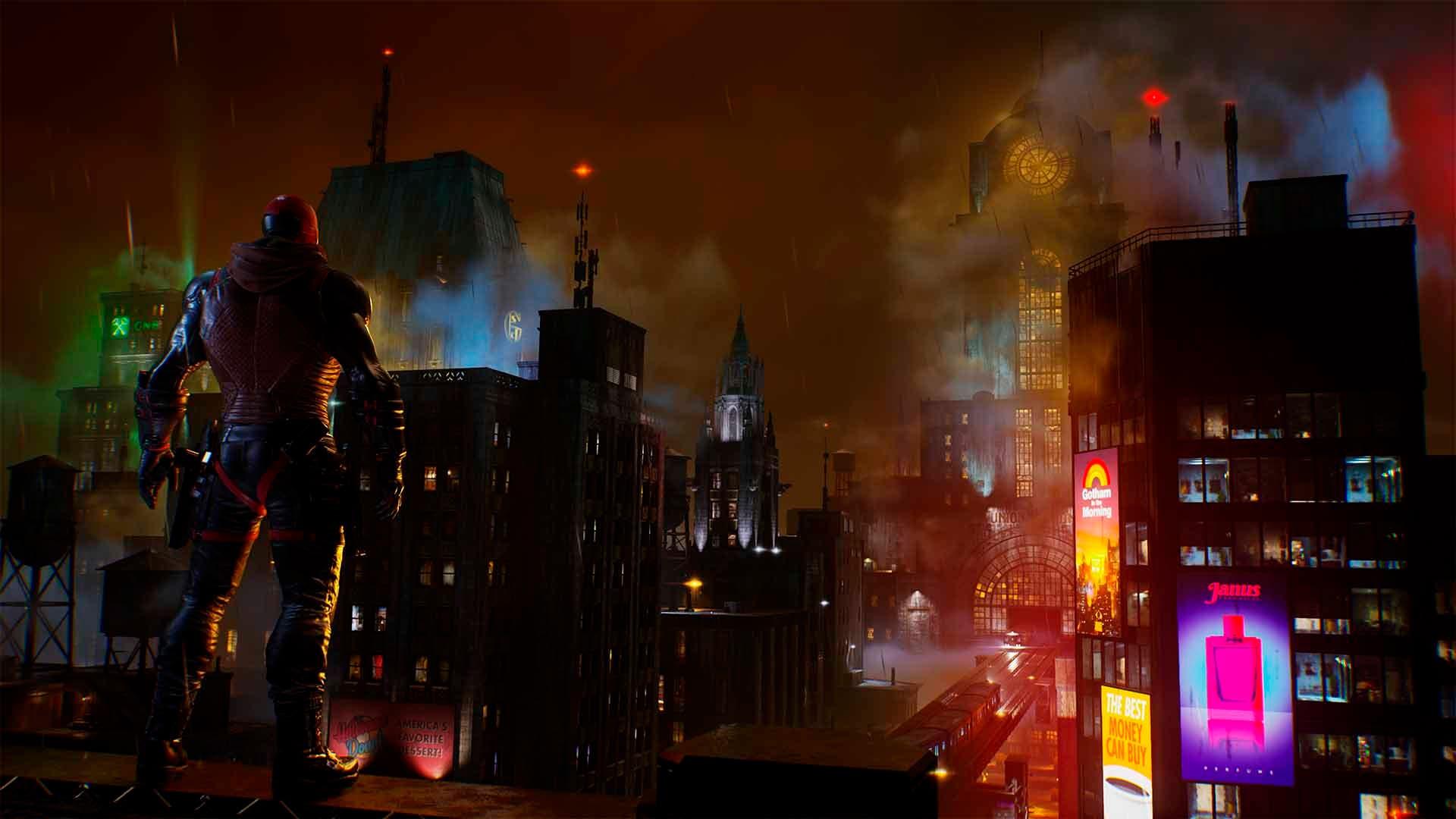 Gotham Knights recibe nueva información sobre la progresión y los combates 2