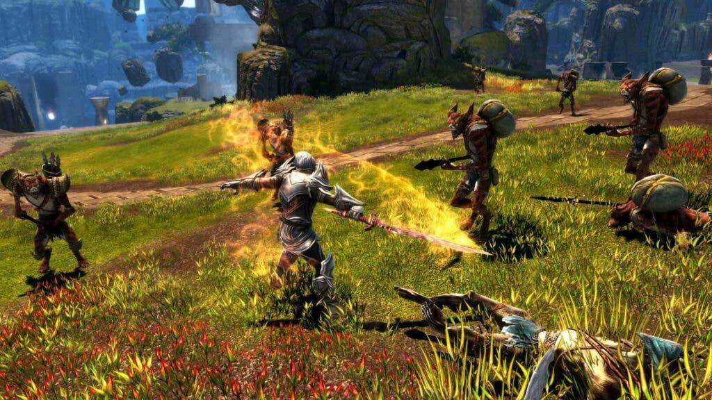 Análisis de Kingdoms of Amalur: Re-Reckoning - Xbox One 3