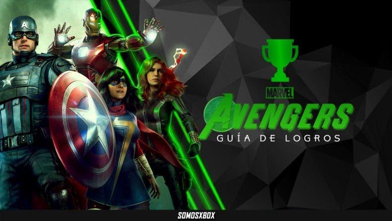 Guía de logros - Marvel's Avengers 1