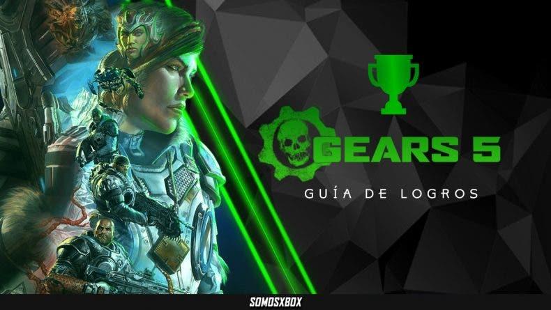 Guía de logros - Gears 5 1