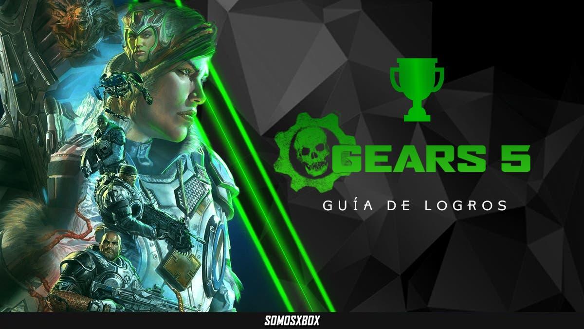 Guía de logros - Gears 5 (100%) 2