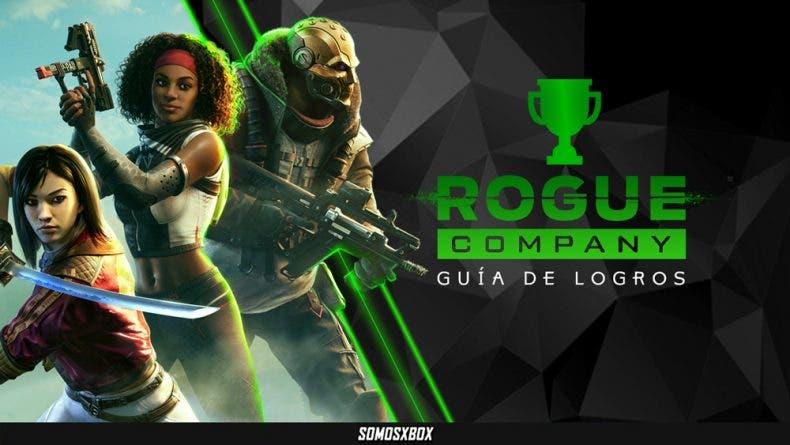 Guía de logros - Rogue Company 1