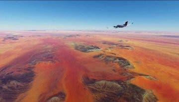 Naturaleza salvaje, así luce el continente africano en Microsoft Flight Simulator 1