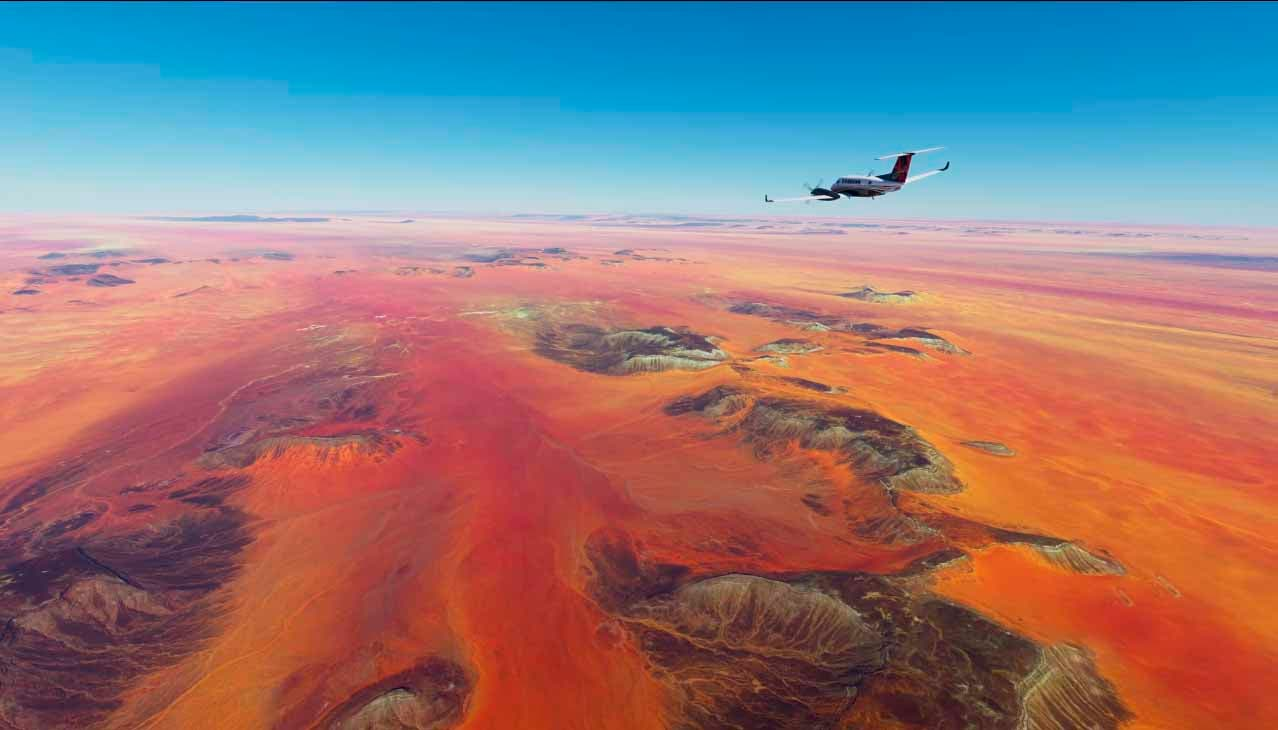 Naturaleza salvaje, así luce el continente africano en Microsoft Flight Simulator 10