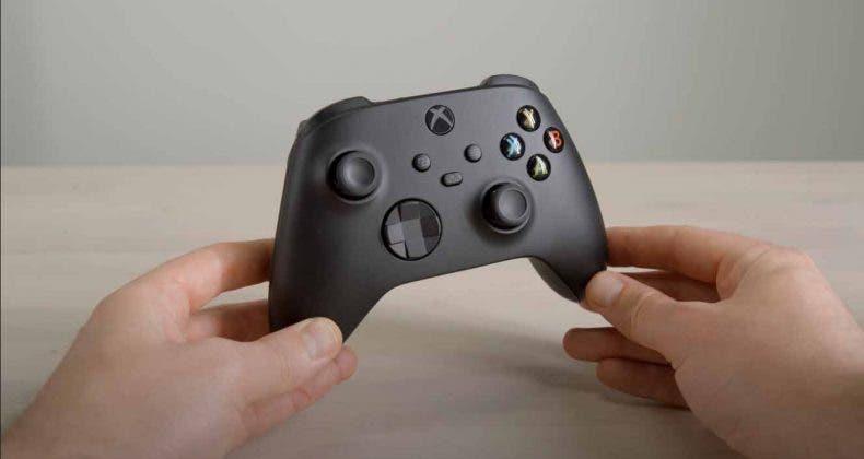 Comparan el nuevo mando de Xbox Series X con el mando actual en un unboxing 1