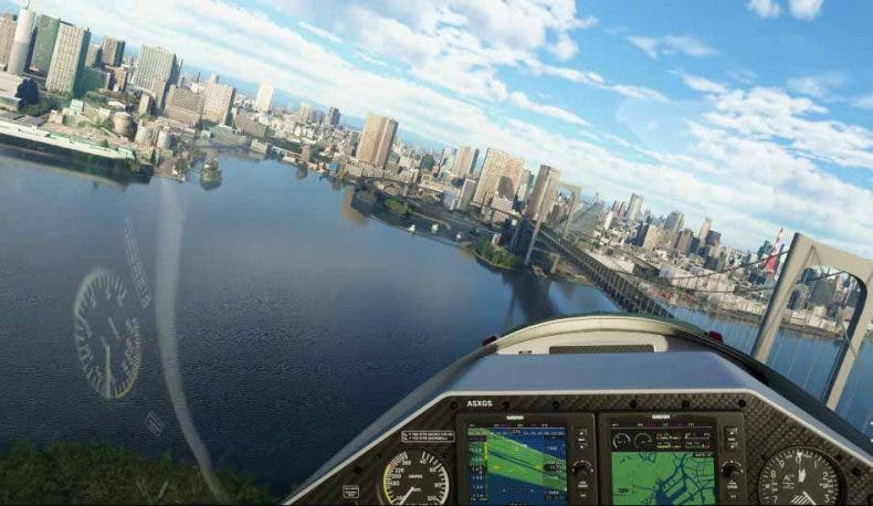 Microsoft Flight Simulator introduce la actualización para la Realidad Virtual 1