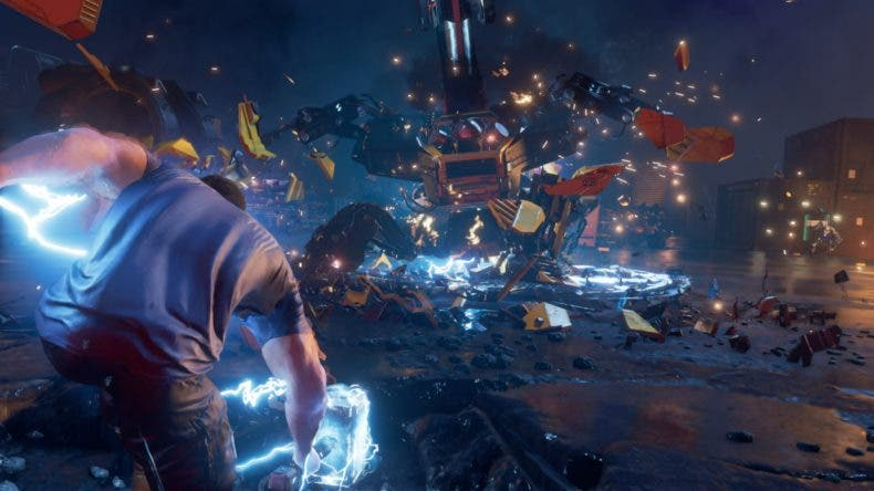 Marvel's Avengers contiene un easter egg sobre el Mjolnir 1